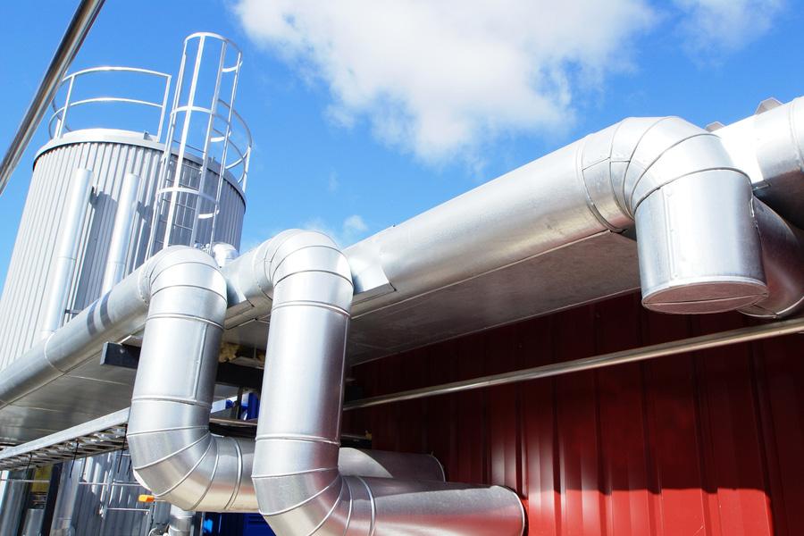 оборудование для вентиляции производственных помещений