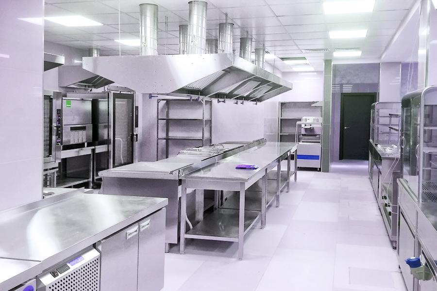 производственная кухня фото того